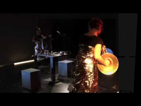 Seven stances before... (silence) - by Elena Kakaliagou, Maria Lucchese, Esky Bolognese, Gio Kaptra