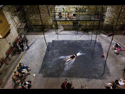 El cuerpo y la sal  Institut Potemkin, Germany - D1