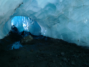 In Kverkfjoll 7 the ice cave by ezioman - CC Attribution from Flickr