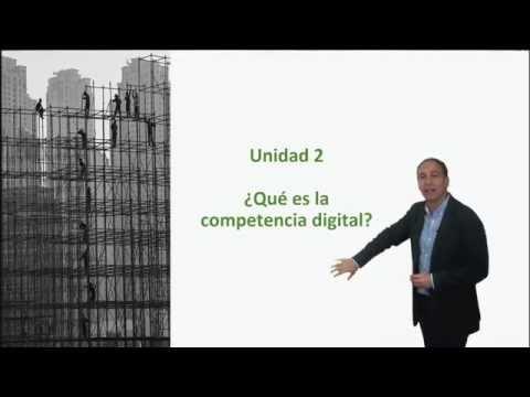 Qué es la competencia digital - Ideas clave