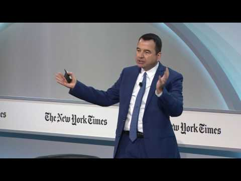 The New York Times Higher Ed Leaders Forum: Campus Matters: The Promise of Big Data