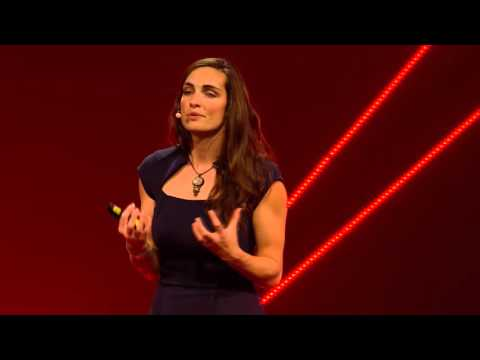 The future of work is chaos | Claire Burge | TEDxAthens
