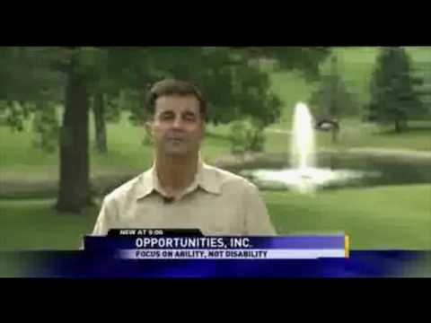 Fox 6 News : Opportunities, Inc. helping people with disabilities for decades