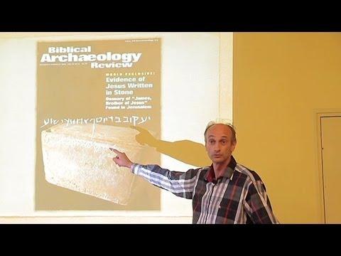 Jésus-Christ et l'Histoire  - 1 :preuves archéologiques de son existence historique