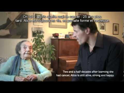 108 ans- donner du bonheur dans un camp de concentration Un siècle de sagesse