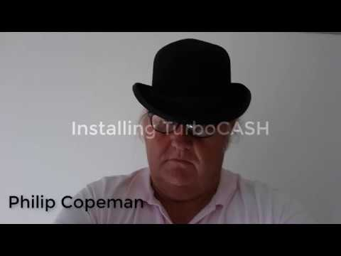 Installing Turbocash