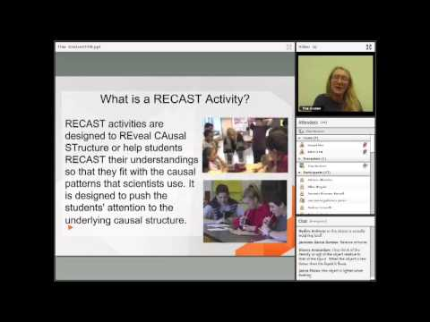 Webinar 4: Critical Thinking in Science: Learning Causal Patterns