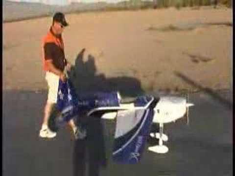 bill hempel flies with one wing!