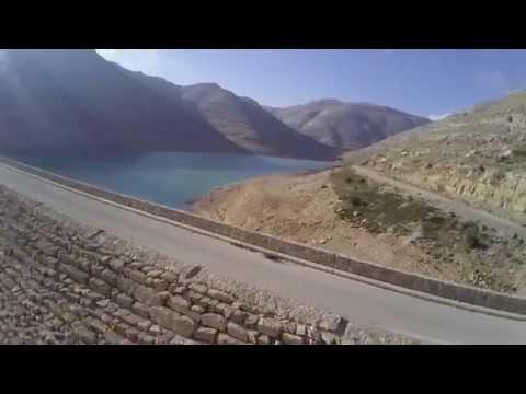 Phantom FC40 - Faraya Dam, Lebanon
