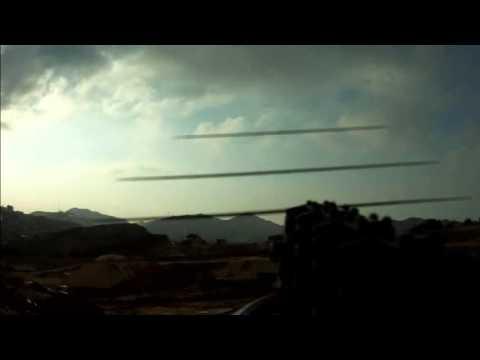 Albatros WWI flight recorded in Amaz airfield (LEBANON)