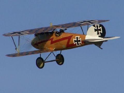 Albatros D.Va 1917 German WW1 Fighter