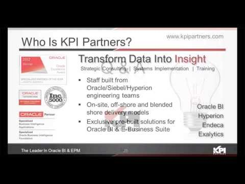 PT 6: Q&A [Student Information Analytics for Oracle Campus Solutions]