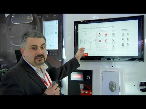 Mobile World Congress: Internet of Things Cloud Service