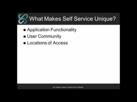 Best Practices in Implementing PeopleSoft Self Service - Part 1