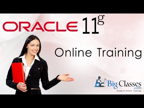Oracle PL / SQL Video Tutorials - Part 1