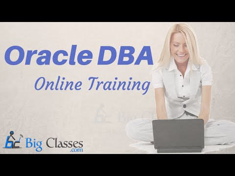 Oracle DBA Online Training | Oracle DBA Tutorials For Beginners