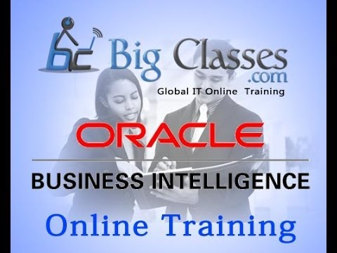 OBIEE 11g Online Training | Online Oracle OBIEE Training