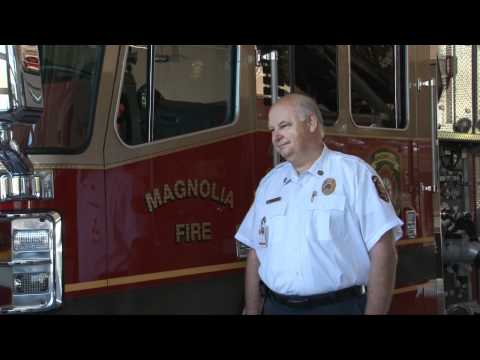 Ferrara - Interview with Chief Vincent from Magnolia Fire Department