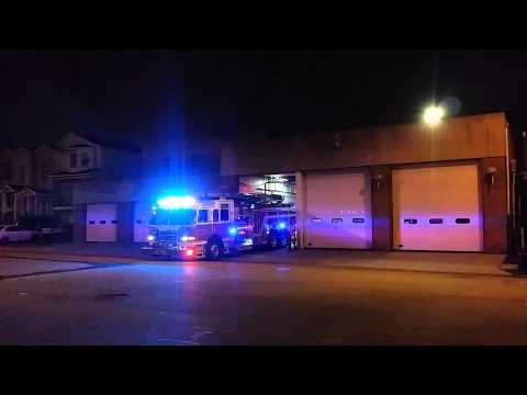 Elizabeth (NJ) Engine 5 RESPONDING