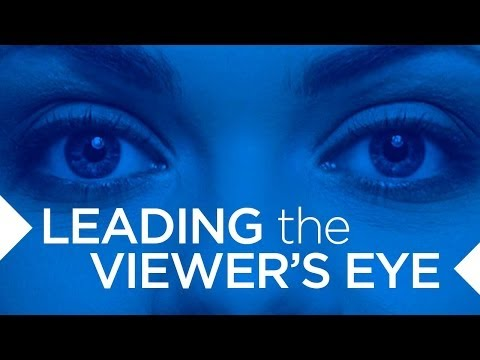 Graphic Design Tutorial: Leading the viewer's eye