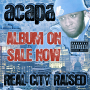 ACAPA - NEW ALBUM - ON SALE NOW