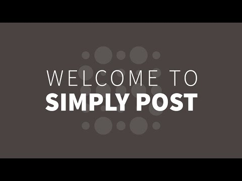 Welcome to Simply Post