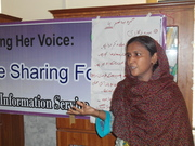 Knowledge Sharing Forum in Jaocoabad