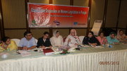 RHV OXFAM Round table discussion on women legislation in Punjab 8th May 2012 (66)