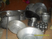 Pots purchased by the CDC Women for social work from local fund mismanaged amount