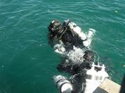 FIRST WOSDT Hipoxic Trimix divers!