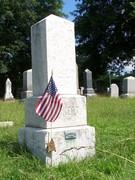 William Henry Ackert 2 - Woodlawn Cemetery, New Windsor, NY