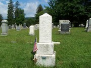 William Henry Ackert 1 - Woodlawn Cemetery, New Windsor, NY
