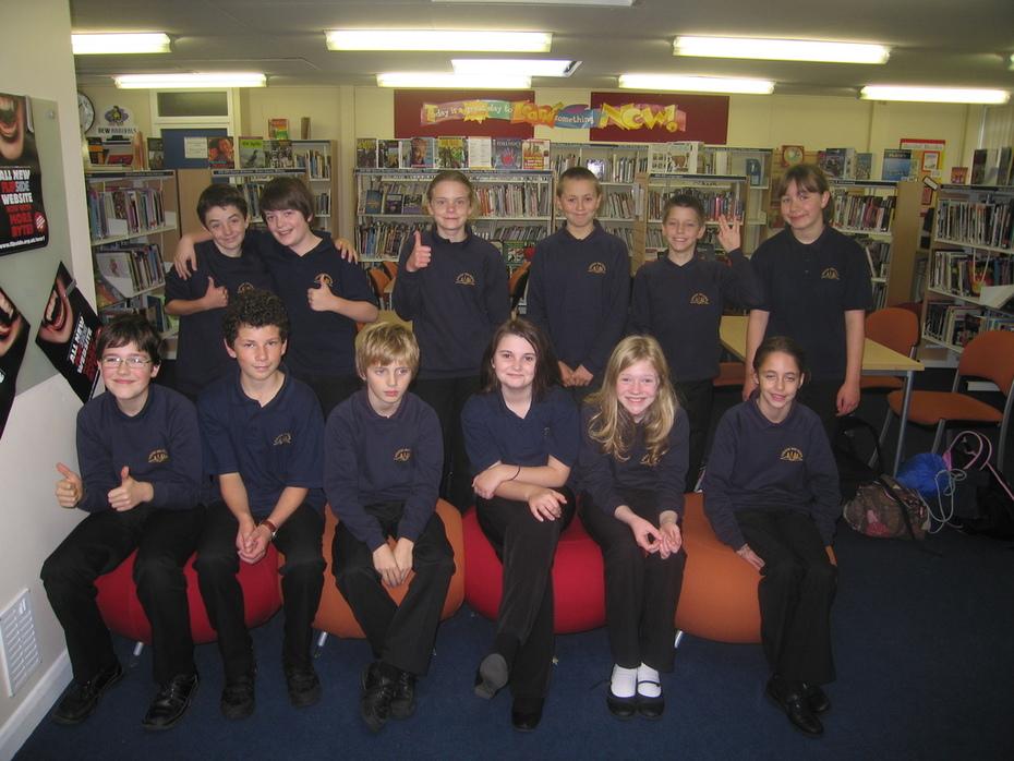 Hadleigh High Write Path Group