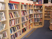 Our non-fiction section.