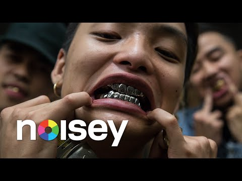 The Great Korean Invasion of Keith Ape: Noisey Raps