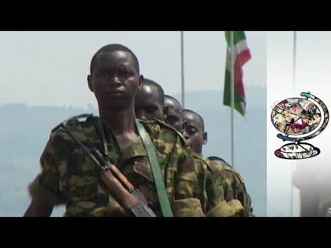 Burundi's Lost Peace Settlement