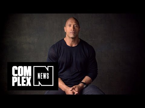 """Dwayne """"The Rock"""" Johnson Reveals His Struggle With Depression"""