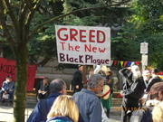 Greed the new Black Plague