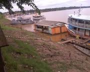 ** Barcos no Rio Madeira **