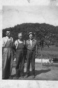 Rev.Ledford Perry, George Lay, Ewell Neal