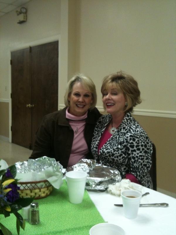LaNita and Lois Jane