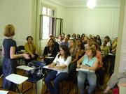 Workshop sobre Projeto Escrevivendo na CR em 2009