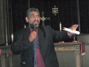 Work&Learn 8th Graduation, Pastor Alvaro Garcia