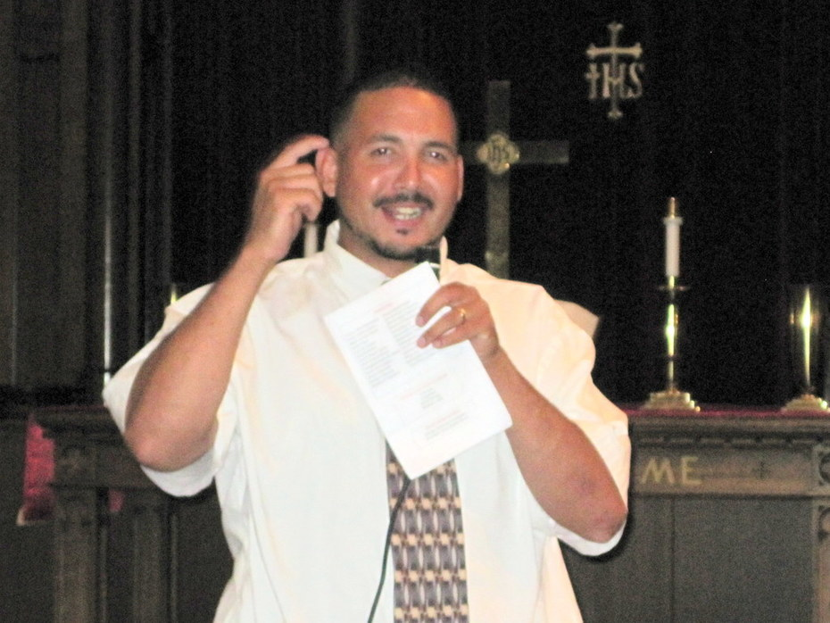 Work&Learn 8th Graduation, Jose Gonzales