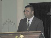 Pastor Shaun Pillay