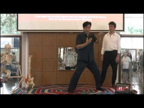 Mantak Chia winter retreat 2017 Tai Chi Chi Kung