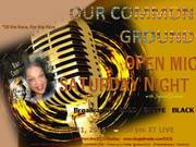 Open Mic Saturday Night