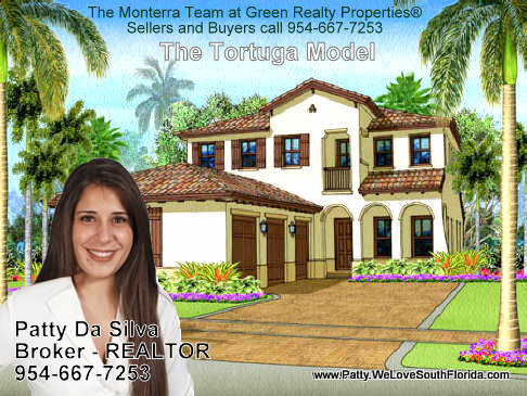 Monterra Cooper City - Anacapa Model - Patty Da Silva Broker