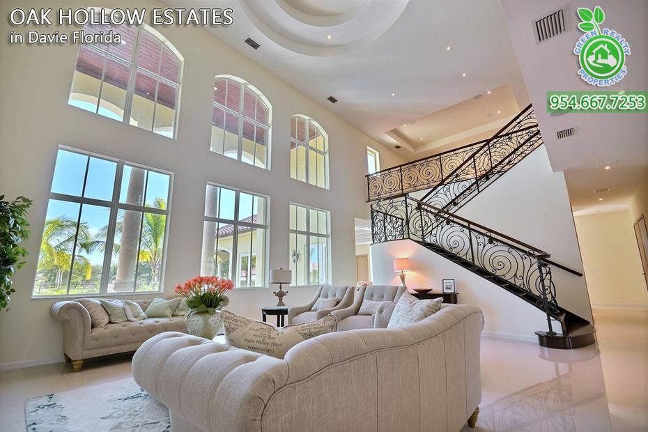 Luxury Estate Homes in Davie FL
