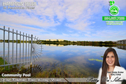 Commuity Pool in Hampton Isles